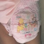 Mamypoko Pants for Girls back