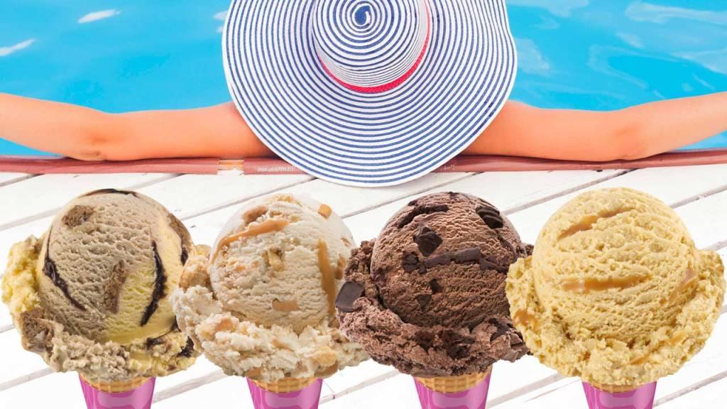 Baskin Robbins Summer Happiness