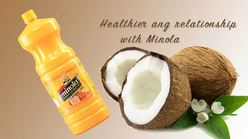 Minola coconut oil