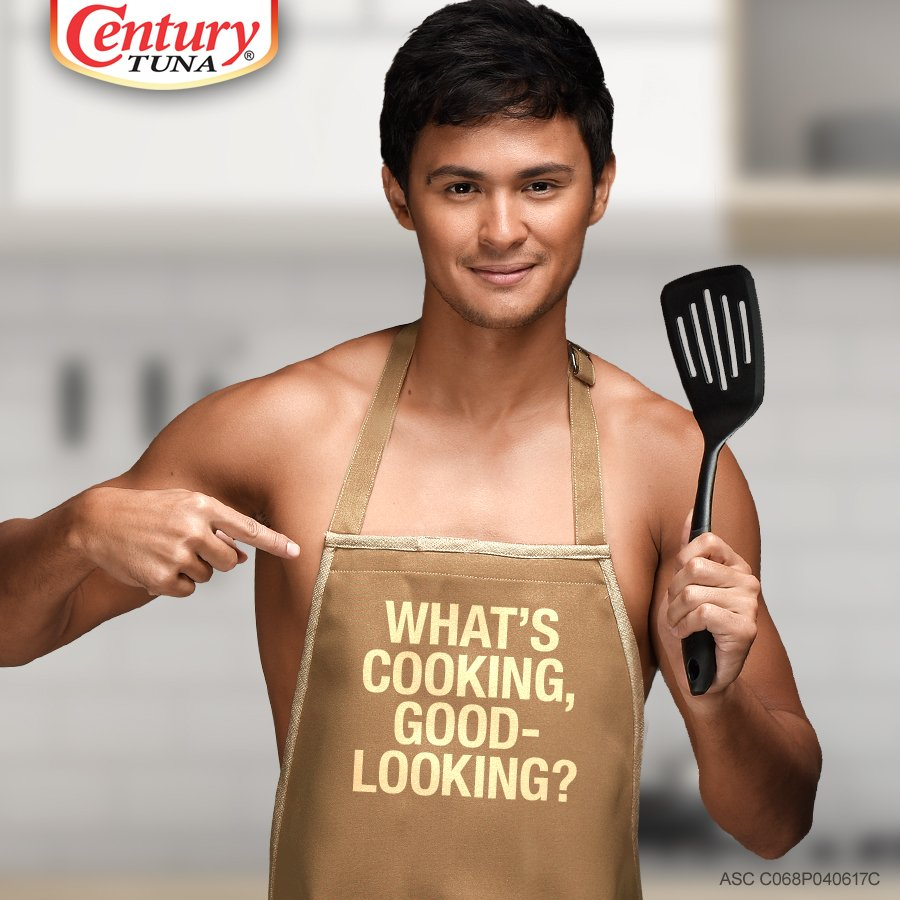 Mateo Guidicelli for Century Tuna - my recipe to sexy