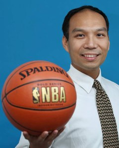 Carlo Singson, NBA Philippines Managing Director