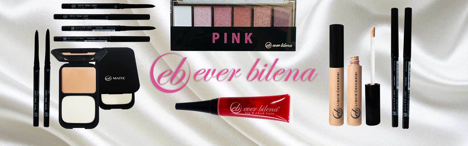 Ever Bilena makeup mania