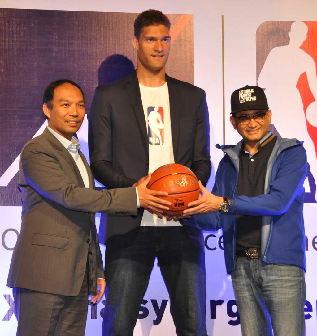 AXA NBA Sports