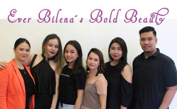 Ever Bilena's Bold Beauty