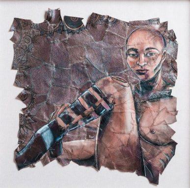 Shedding by Ina Jardiolin