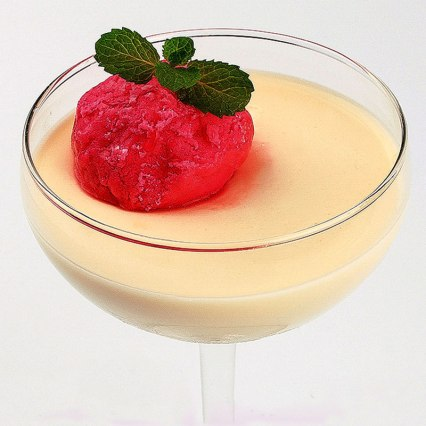 Panna Cotta from Todd English Foodhall