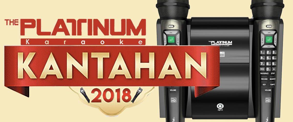 Platinum Karaoke Kantahan 2018 Alpha