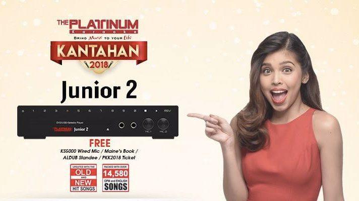 Platinum Karaoke Kantahan 2018