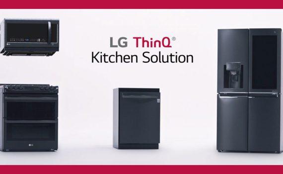 lg thinq kitchen solutions
