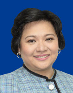 Sharon G. Dayoan, chairman and chief executive officer of KPMG RGM & Co.
