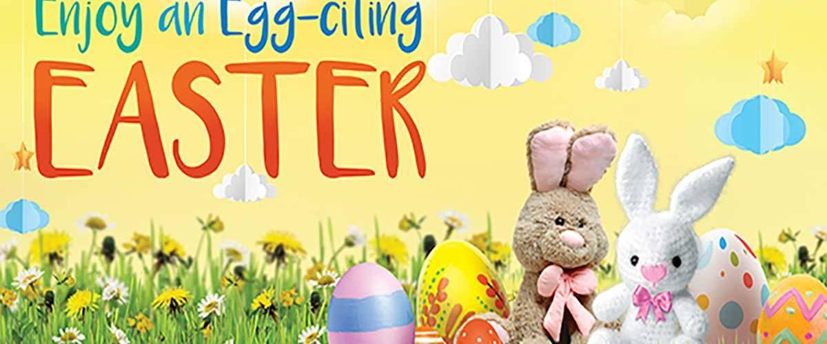 SM Egg-citing Easter