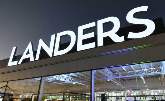 Landers Superstore Alabang