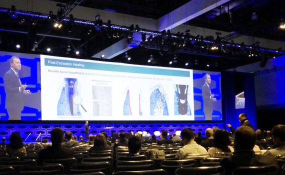2018 Annual Meeting of the Academy of Osseointegration (AO) in Los Angeles, California