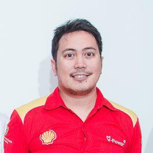 Mark Malabanan, Shell V-Power Brand Manager