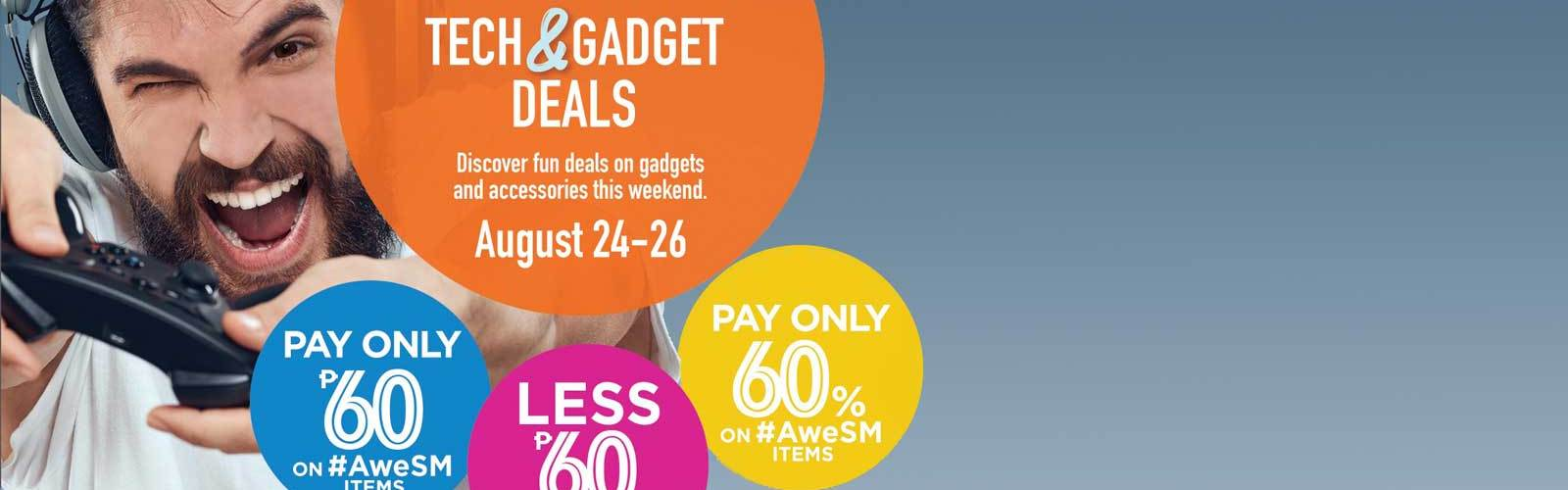 awesm tech and gadget deals