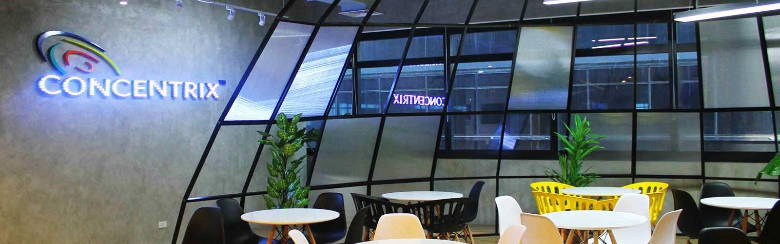 Concentrix Philippines opens its newest site - Slvrdlphn's