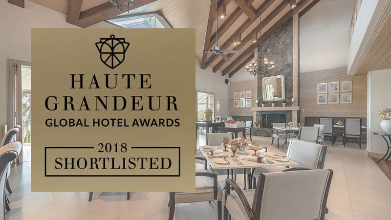 Haute Grandeur Global Hotel Awards 2018 Shortlist