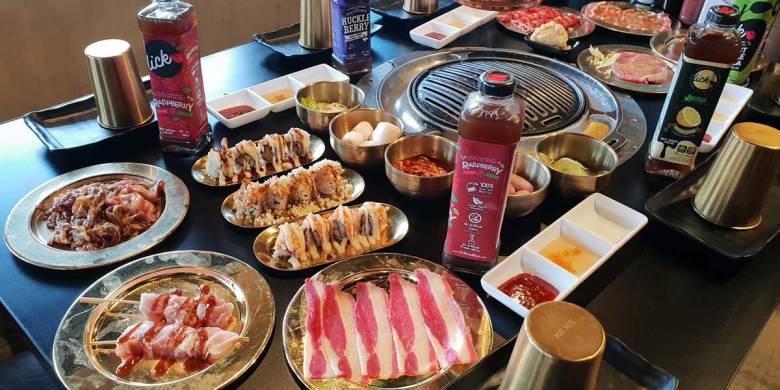 korean-japanese fusion
