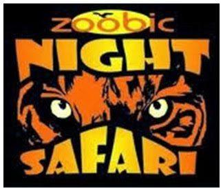 zoobic night safari logo