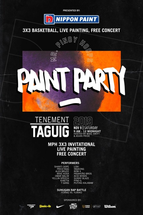 Nippon Paint Party
