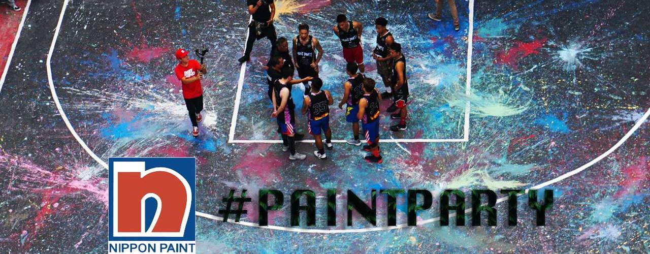 Nippon #paintparty at Tenement, Taguig