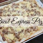 Purefoods Ready to Eat Viands Part 3: Bicol Express Pizza