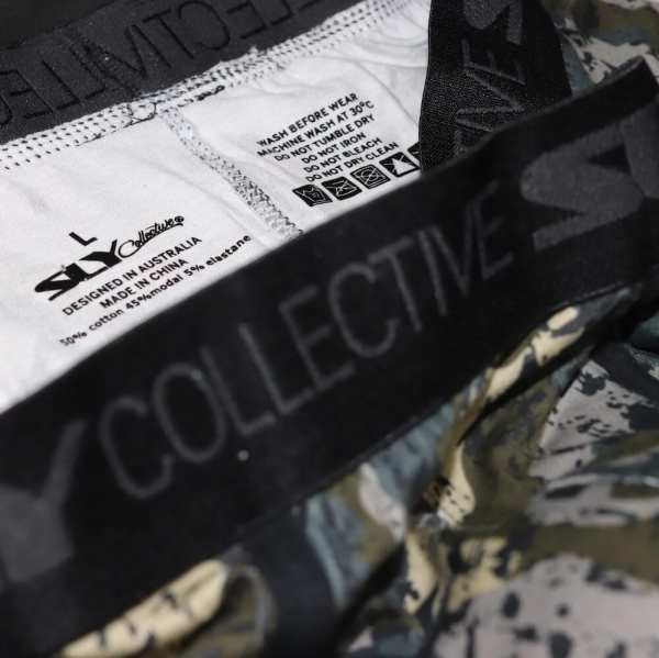 underwear with scratchy labels