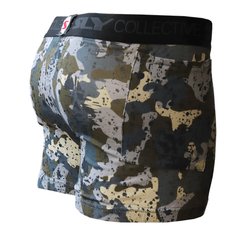 camouflage trunks