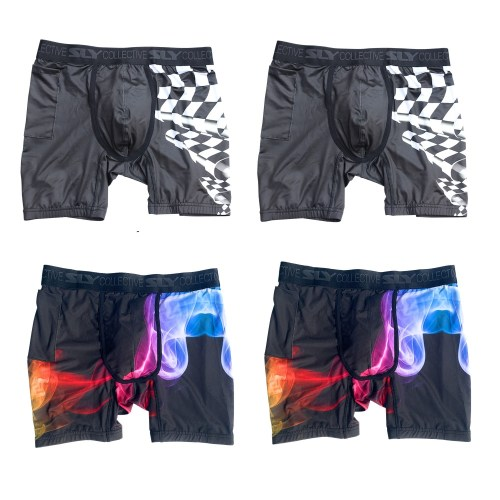 Quickdry multipack boxer briefs