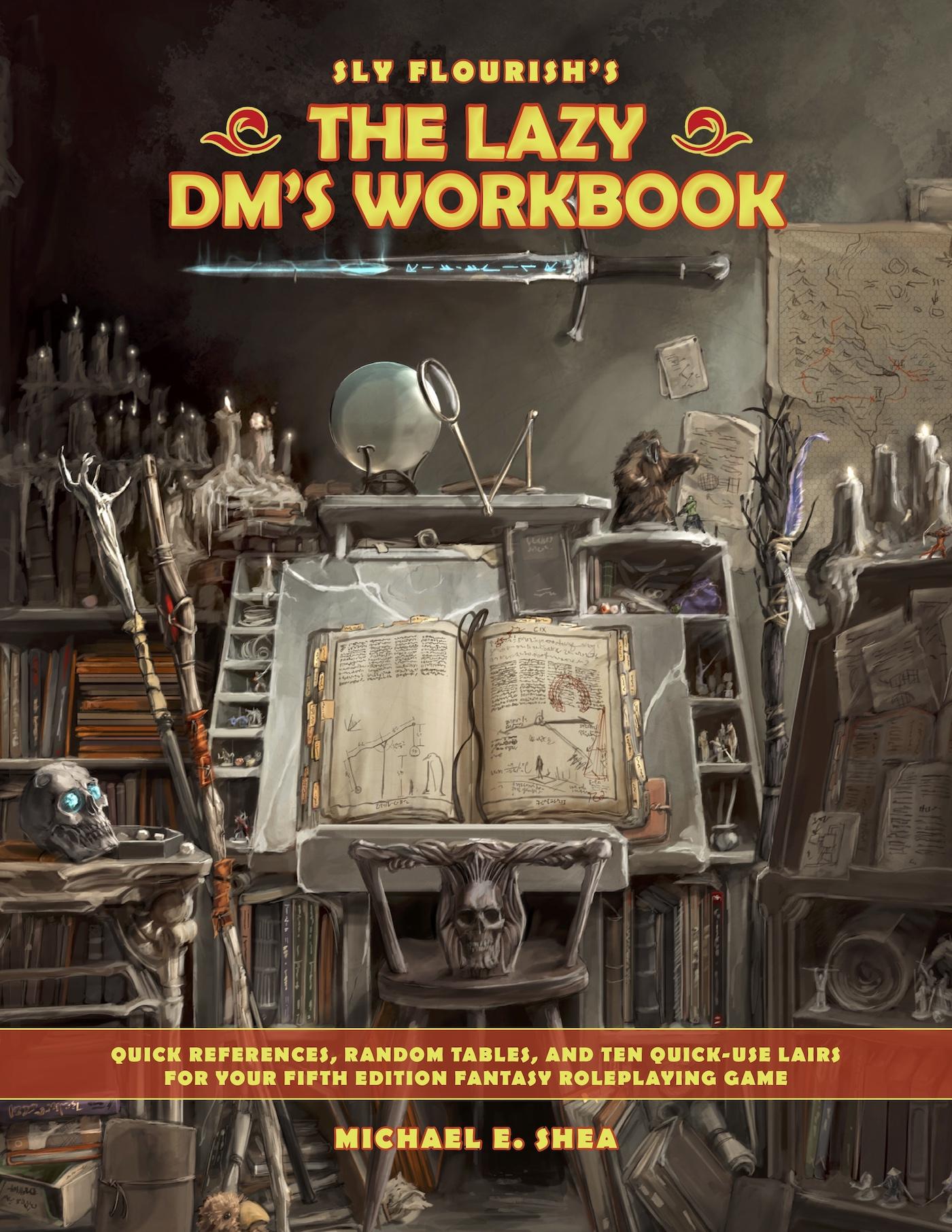 The Lazy Dm S Workbook