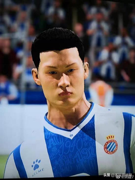 球星武磊吐槽《FIFA 20》:何時有張真實的臉 – 遊戲內參