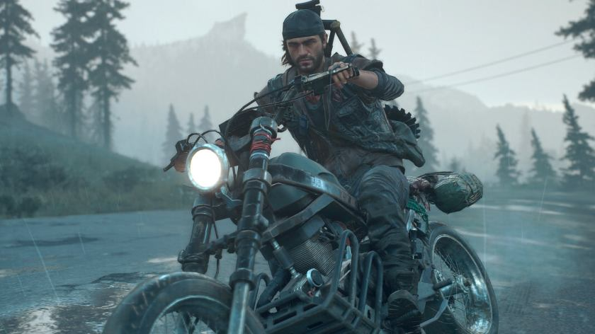 Days Gone will not support some PC features.