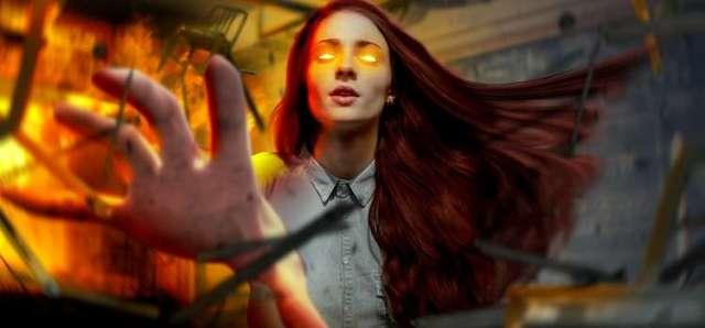 Resultado de imagem para X-Men: Fênix Negra premiere line