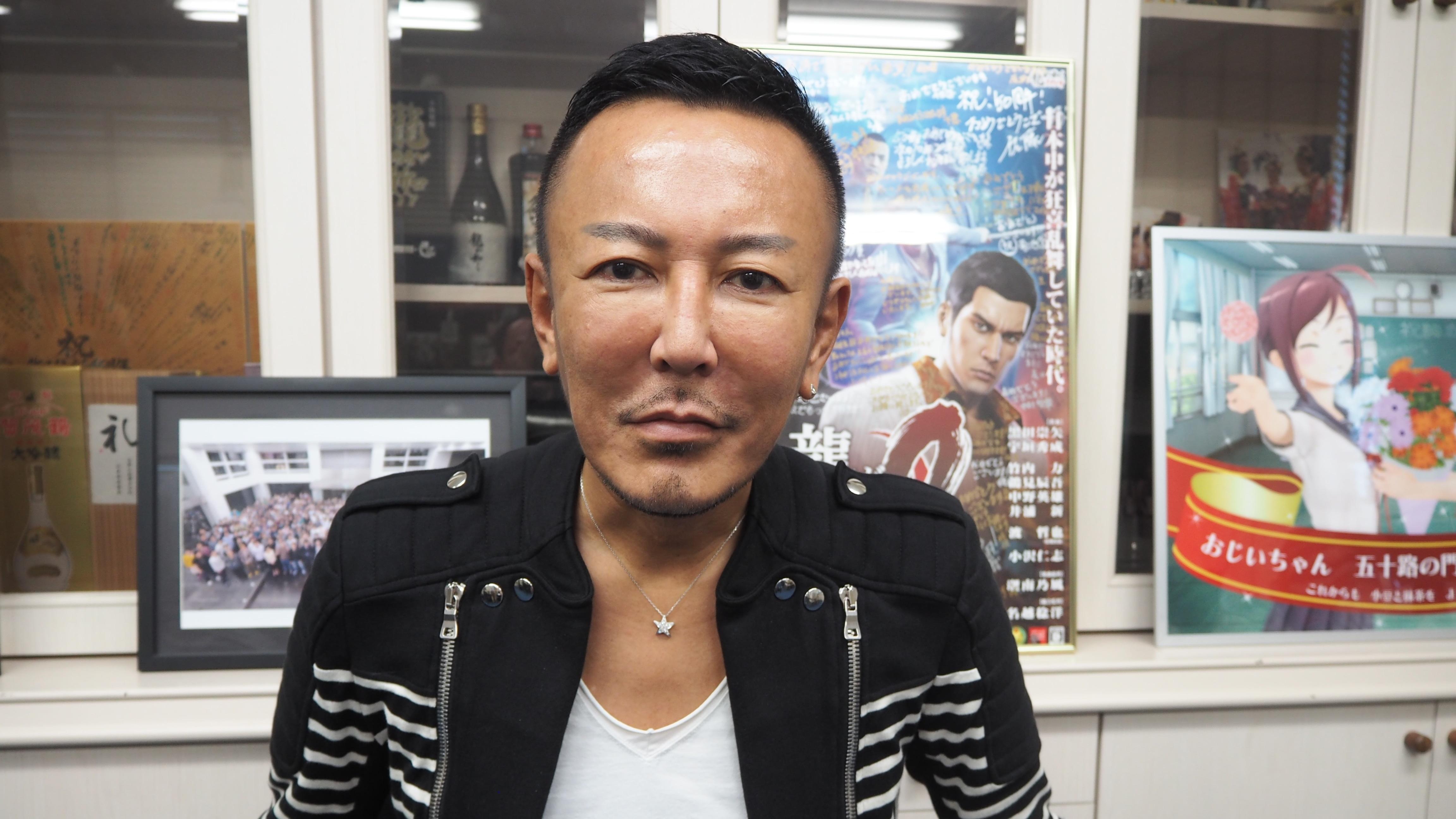 特別インタビュー:龍が如くスタジオディレクター名越稔洋監督のゲーム作りとは