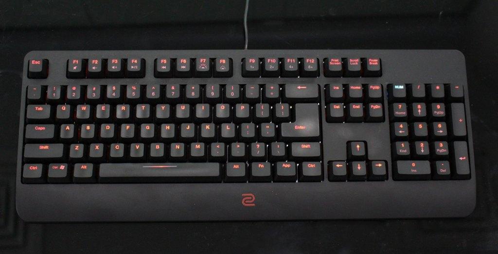 Image result for BenQ ZOWIE Celeritas II Keyboard