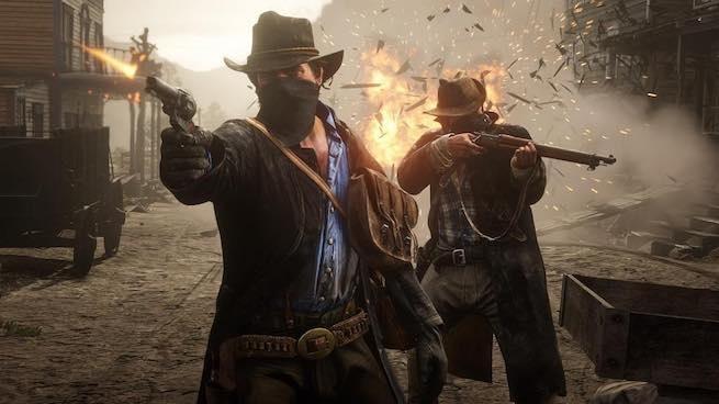 إشاعة مساحة تحميل Red Dead Redemption 2 لن تتجاوز 50gb على Ps4