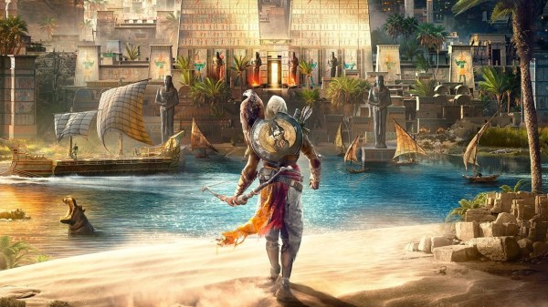 Assassin's Creed Origins - Review - Assassin's Creed ...