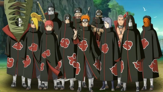 Quiz de Naruto: Quem você seria na Akatsuki?