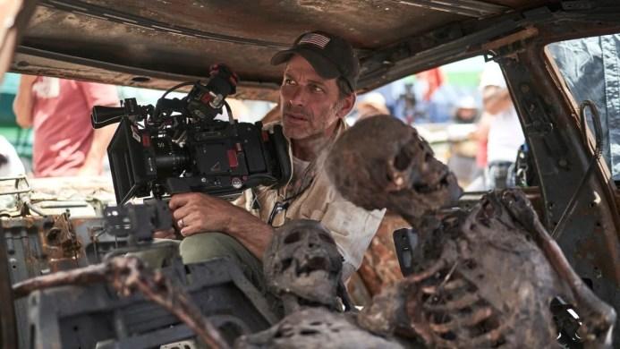 Zack Snyder dirige Army of the Dead, una película de acción con zombis a tutiplén.