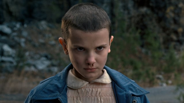 Image result for millie bobby brown stranger things