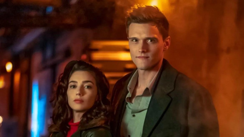Sue and ralph in Flash Season Finale