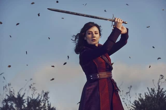 Image result for into the badlands season two/lydia
