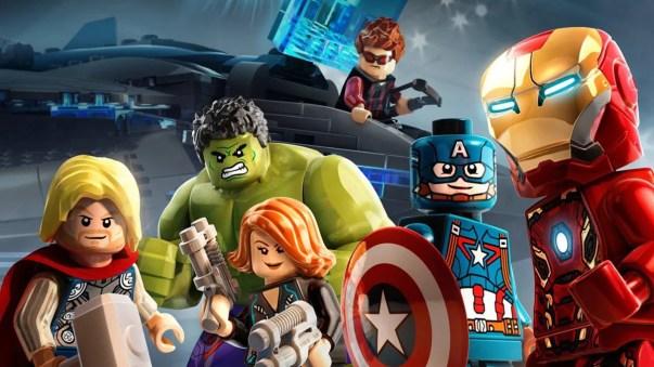 مراجعة IGN الشرق الأوسط للعبة LEGO Marvel's Avengers