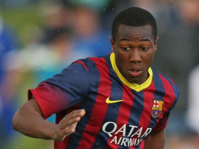 Adama Traore: 'I was not given chance at Barcelona ...