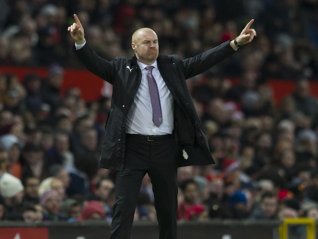 Dyche: 'Burnley in good stead for Europe'
