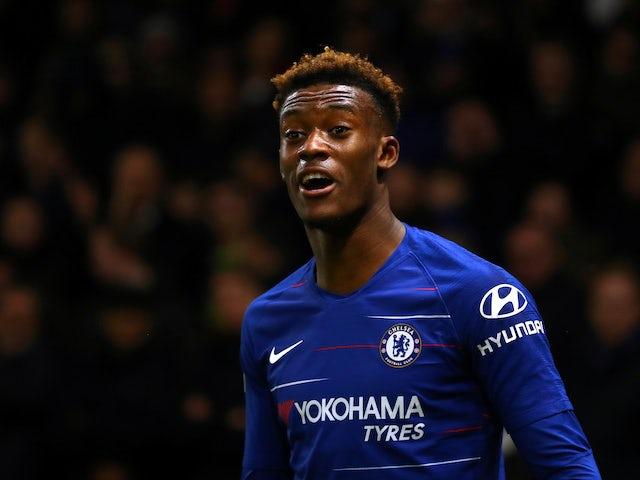 Chelsea 'to block Callum Hudson-Odoi exit'