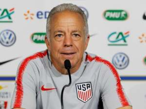USA interim manager Dave Sarachan