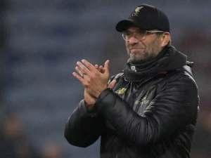 Liverpool manager Jurgen Klopp on December 5, 2018