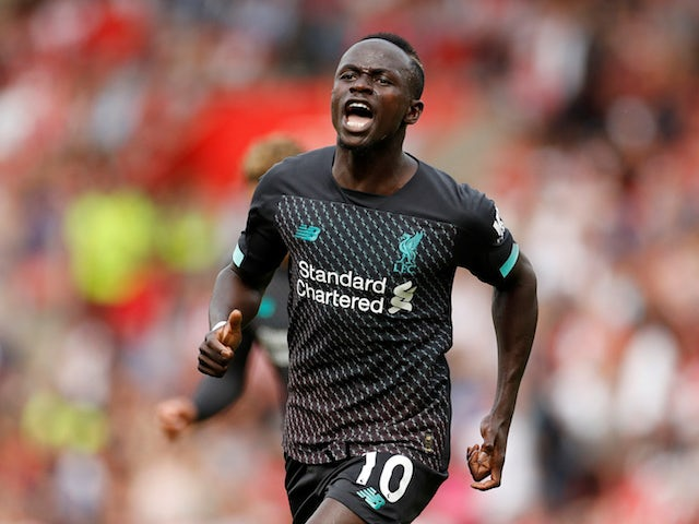 Real Madrid line up £132m move for Liverpool star Sadio Mane ...