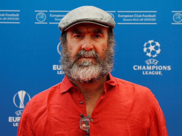 Eric cantona — 'when the seagulls follow the trawler, it is because they think sardines will be thrown into the sea. Watkins Recalls Cantona S Famous Seagulls